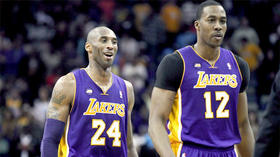 Kobe Bryant named to All-NBA 1st team; Dwight Howard on 3rd team