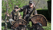 A record number of turkeys were harvested during the 2013 spring season, according to the Virginia Department of Game and Inland Fisheries.