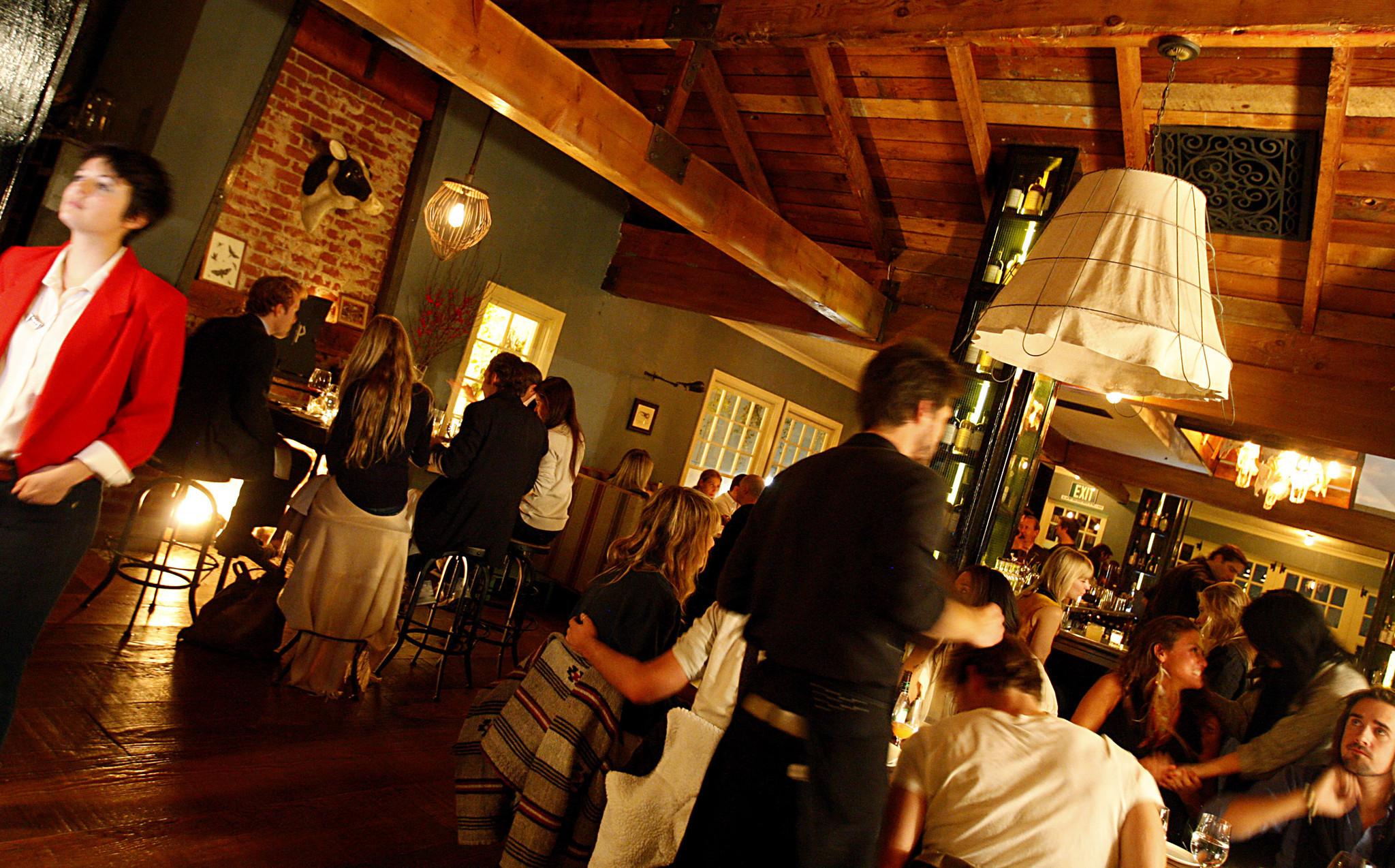 Restaurant design awards aia announces finalists