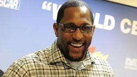 Ray Lewis pledges to climb Mt. Kilimanjaro