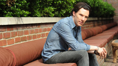 Benedict Cumberbatch showers 'Trek' director J.J. Abrams with praise