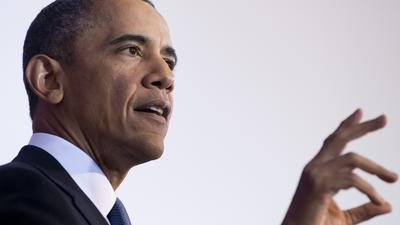 Obama shifts U.S. from 'perpetual war-footing,' limits drone strikes