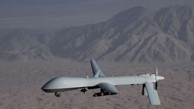 Headline: Obama administration admits to a fourth American drone strike death