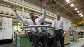 Pictures: NASA-Langley Barany chair