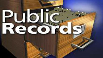 Public Record for May 26, 2013