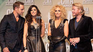 "<span style=""font-size: small;"">The four members of Little Big Town will collectively host ABC's 'CMA Music Festival: Country's Night to Rock' broadcast when it airs later this summer. The group made the announcement via YouTube Thursday morning. They will take over after Luke Bryan and the Band Perry's Kimberly Perry co-hosted in 2012. Little Big Town has been a mainstay at the CMA Music Festival since 1999. It was called Fan Fair back then, and Kimberly Schlapman remembers playing one month after signing a record deal. They knew two songs and had one guitar. Each year they've come back, and so have their most loyal fans. Seeing old friends is part of what makes the annual celebration so special, they said. ""It feels like the biggest gathering of country music fans in the world, and it is,"" Jimi Westbrook said. ""People plan their vacations around that time, and it is all about one thing, the love of country music."" According to the Country Music Association, an average of 71,000 people attended the festival each day in 2012. Filming for the broadcast will take place from June 6-9 at Nashville's LP Field. Confirmed performers include Carrie Underwood, Zac Brown Band, Brad Paisley, Keith Urban, Blake Shelton, Miranda Lambert and many other big name country stars. The broadcast will air on Aug. 12 at 8PM ET on ABC, approximately one month earlier than last year's televised replay of the festival's highlights.</span>"