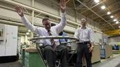 Video: NASA-Langley Barany chair