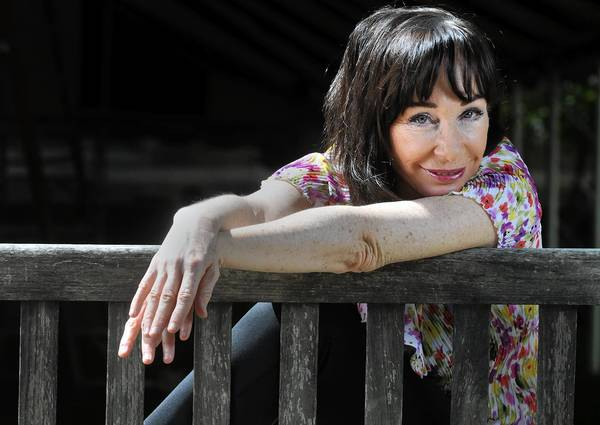 "Sachi Parker, daughter of Shirley MacLaine, is in ""Lucky Me"" a play based on her autobiography."