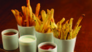 "U.S. News & World Report's <a href=""http://travel.usnews.com/features/Americas-Best-French-Fries/"" target=""_blank"">list of America's best french fries</a> includes the duck fat fries at <a href=""http://michaelmina.net/restaurants/locations/bsmi.php"" target=""_blank"">Bourbon Steak Miami </a>at Turnberry Isle Miami in Aventura."