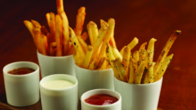 America's best french fries are in Aventura?