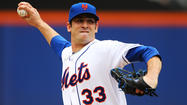 No matter what happens on the field these days, it seems as if Matt Harvey cannot be beaten.