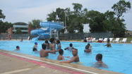After a year of repairs and just in time for summer, Maywood's Fred Hampton Family Aquatic Center will formally open for the season on Memorial Day, Monday, May 27, 2013.