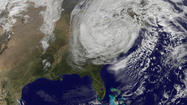The leading cause of death during Superstorm Sandy last fall was drowning, according to a new report released by the Centers for Disease Control and Prevention.