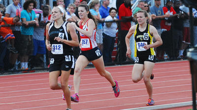 Track: Three Lincoln athletes compete in state finals