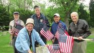 "The Civil War Committee of the Glen Ellyn Historical Society has been meeting regulary for the past three years.  It was formed to celebrate and coordinate activities for the Sesquicentennial (150 years) of the Civil War.  The committee has sponsred many programs during their tenure and in June will join with the Program Committee of the GEHS and present ""Spirits of the Past:  Danby Goes to War.""  On Sunday, June 23, at 1:00 pm, the Forest Hill Cemetery at Riford Road and St. Charles Road in Glen Ellyn, will be the site of a cemetery walk featuring Civil War soldiers, wives of Civil War soldiers and towns people affected by the Civil War.  First person interpreters tell the story of life during the Civil War, both on and off the battlefield. Glen Ellyn was known as Danby when its men marched off with the Illinois 8th Cavalry and life for everyone changed.   Listen to the stories of patriotism, sadness and laughter; life and death; fortitude and weakness.  The  description of experiences provide a unique look at how the Civil War impacted the area today that is known as Glen Ellyn."