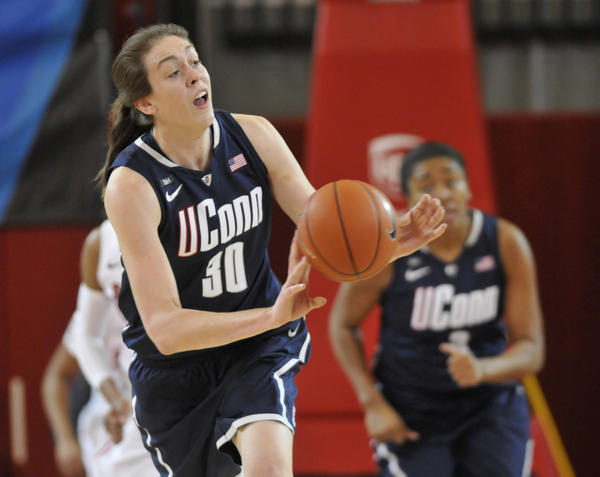 Breanna Stewart has caught Kara Lawson's eye.