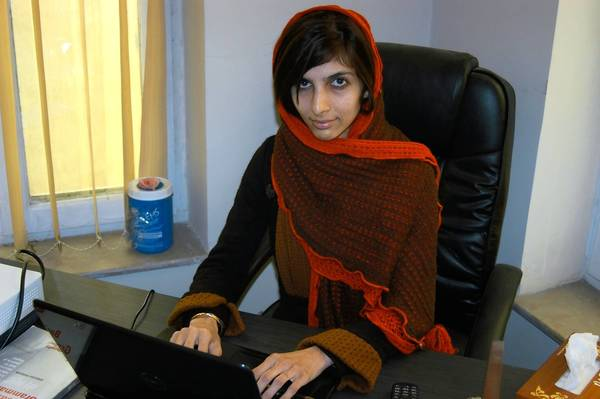 It took Roya Mahboob, 25, less than three years to turn her software start-up — launched with $10,000 borrowed from relatives — into a multimedia moneymaker. Along the way, she has had to strike a delicate balance as a female entrepreneur in Afghanistan.