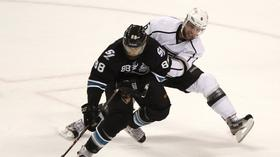 Sharks looking to steal a road win against Kings tonight
