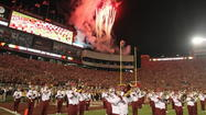 TALLAHASSEE -- Florida State's home opener will have a mid-afternoon start this fall, and it will be televised across the country. That's according to the ACC and ESPN, which announced Thursday afternoon the kickoff times for a series of football games involving the conference's teams.