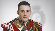 London attack victim Lee Rigby was a drummer, machine-gunner, father