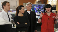 NCIS is No. 1 for season
