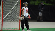 Goalie Kasey Howard has made the most of her improbable opportunity with Terps