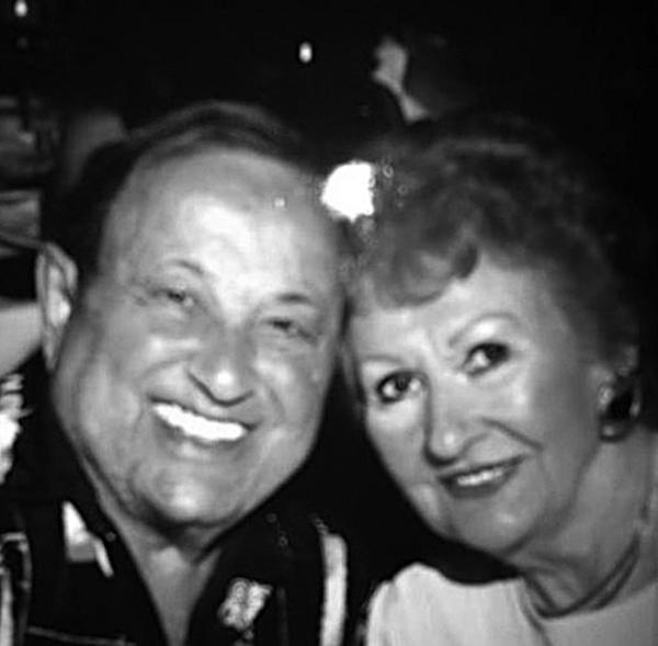 Pat and Rose Perri