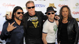 Watch a trailer for Metallica's upcoming 3-D concert film