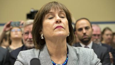 IRS replaces head of division that targeted conservative groups