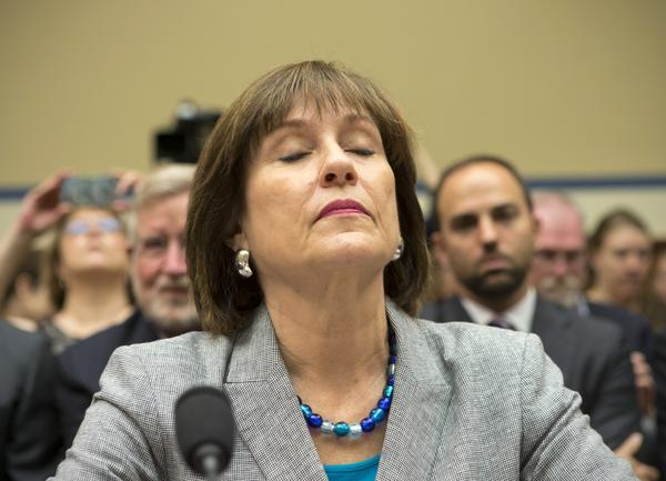 Lois Lerner invoked the 5th Amendment during a congressional hearing Wednesday.