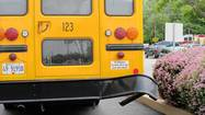 Providence Catholic school bus involved in minor crash, no injuries