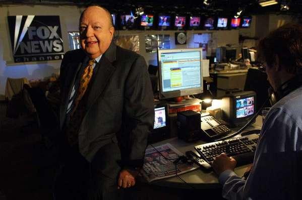 Fox News CEO Roger Ailes blasts administration, praises his team