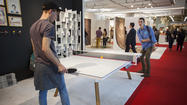 ICFF 2013 and New York Design Week: The hot look in decor is happy