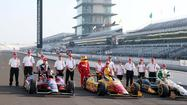 <strong>The thrills are in Indy</strong>