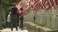 Communities across Virginia are preparing to observe Memorial Day, and Smyth County is recognizing its veterans with a unique display.