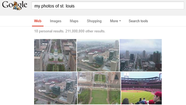 Google photo search