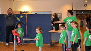 Aristotle Preschool Students Host 4th Annual Mini-Olympics