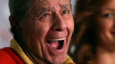Cannes 2013: Jerry Lewis' awkward press conference