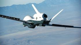 Navy conducts first test flight of Northrop's Triton drone