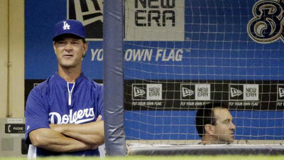 Dodgers' bosses get points for patience
