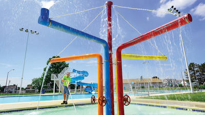 Tri-State swimming pools open for Memorial Day weekend