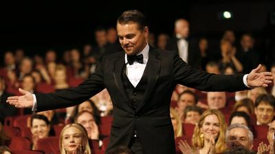 Cannes 2013: Leonardo DiCaprio space flight goes for $1.5 million