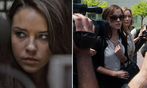 Alexis Neiers pleaded no contest in 2010 to robbing Orlando Bloom's house and later served 30 days of a 180-day prison sentence. After kicking a drug addiction, Neiers, 21, is now sober and in April gave birth to her first child, Harper. Last year, she married 38-year-old Canadian businessman Evan Haines, whom she met while the two were attending Alcoholics Anonymous meetings. Haines owns two sober-living facilities in Malibu, and Neiers says she often stops in, sharing stories from her past with patients.