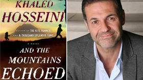 Khaled Hosseini sets 'And the Mountains Echoed' against Afghan history
