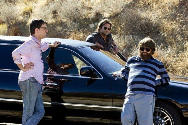 """The Hangover III"" has been universally panned by critics."