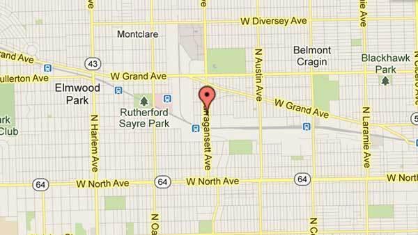 2100 block of North Narragansett Avenue