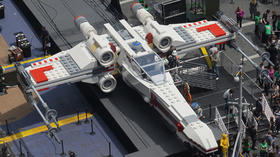 'Star Wars': Life-size Lego X-wing Starfighter coming to California
