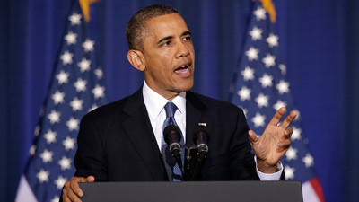 Obama to address Naval Academy commencement
