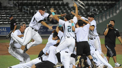 McCarthy wins record fourth straight baseball title