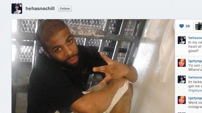 Corrections officials investigating Facebook, Instagram pictures